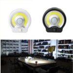 Оригинал PIR Motion Датчик Индукция LED Ночной свет COB Магнит Фонарик Работа Лампа для дороги Спальня Кухня
