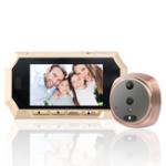 Оригинал 4,3-дюймовый TFT LCD Экран Цифровой Peephole Door Viewer камера PIR Motion Detection Doorbell 160 градусов