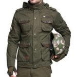 Оригинал Тактическая армия Военный Стиль Multi Карманы На открытом воздухе Куртки