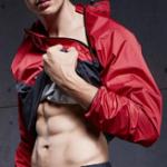 Оригинал 2шт Hot Sweat Lose Weight Спортзал Спортивная одежда