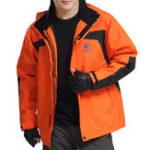 Оригинал Ветрозащитный Водонепроницаемы Breathable Warm Hood На открытом воздухе Куртка