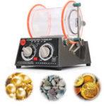 Оригинал 220V 45W Mini Tumbler ювелирные изделия Полировщик Tumbler ювелирные изделия Ротационная машина 5 кг Емкость