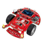 Оригинал SunFounder SF-Rollbot STEM Learning Education DIY Графическое программирование роботов для Arduino Новичок