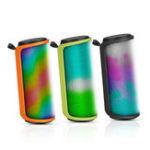 Оригинал LEnRueM4НаоткрытомвоздухеPortable LED Цветной Лампа TF-карта AUX Bass Bluetooth Динамик с микрофоном