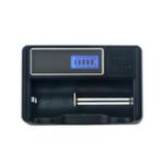 Оригинал SEIWEISW-1LCDДисплейMicro-USB-портRapid Smart Батарея Зарядное устройство для 18650 26650 Single Slot