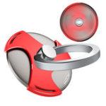 Оригинал Рок 3 в 1 Fidget Spinner Металл Повернутый держатель пальца с кольцом для настольного телефона для Xiaomi iPhone X