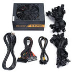 Оригинал 1600W 90V-260V Mining Rig Mining Machine Miner Power Supply Поддержка 6 GPU