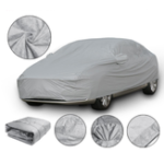 Оригинал XL 4.9X1.8X1.5m Universal Full Car Cover Cotton Waterproof Breathable UV Protection Outdoor
