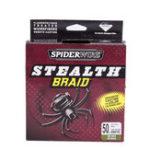 Оригинал Spiderwireхитрость455m/500yd# 4.5- # 9.0 PE Плетеный Провод 50-100LB Super Smooth Рыбалка Line