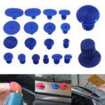 Оригинал 18PCS Paintless Dent Puller Lifter для снятия клея с помощью пистолета-ремонта pdr Инструмент Набор