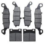 Оригинал Передний + задний Керамический Тормозные колодки для Suzuki GSX750F Katana 1998-2002 1999 2000 2001