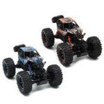 Оригинал MZ28381/142.4GHZ4WDВнедорожный высокоскоростной подъемник WaterProof RC Авто с легкими игрушками для игрушек Monster