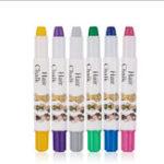 Оригинал 6 цветов Одноразовый Волосы Dye Ручка