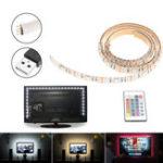 Оригинал 1M SMD5050 USB Водонепроницаемы RGB 30 LED Барная лента с подсветкой для телевизора с подсветкой для ПК DC5V
