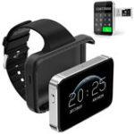 Оригинал Bakeeyi5S2,2-дюймовыйMTK2502CшагомерРасширениеTF-карты GSM MP3 MP4 камера Smart Mobile Watch