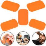 Оригинал 5Pcs Замена Гель Пакет для мыши для тренировки мышц ABS Body Fit Фитнес