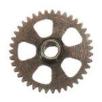 Оригинал REMO G2610 Стальной шпоночный механизм 39T 1/16 Детали модернизации для короткого курса Truggy Buggy 1631 1651 1621