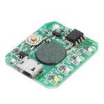 Оригинал 5шт Перезаряжаемая плата Fingertip Gyro платы управления лихтером платы PCBA LED Colorful Lighter Board CE FC Authentication