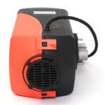 Оригинал 24V / 12V 5kw Diesel Air Parking Нагреватель 4 отверстия Дизельное отопление с переключателем LCD
