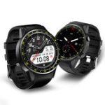 Оригинал BakeeyF11.3inch4GWifiGPS 1G 8G Сердце Оценить Монитор Шагомер Sport Smart Watch для iphone X 8 / 8P