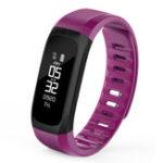 Оригинал KALOAD VP9 В реальном времени Сердце Цена Монитор Дистанционный камера Smart Sports Bracelet Wristband