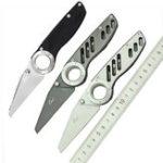 Оригинал EnlanEL-07184mm8CR13MOVЛезвиеиз нержавеющей стали G10 Ручка Мини складной нож На открытом воздухе Армический нож