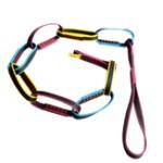 Оригинал XINDA 22KN На открытом воздухе Подъемное оборудование Скоростное строповое кольцо Sling Chain Daisy Веревка