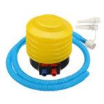 Оригинал Foot Воздушный шар Air Bay Kayak Light Inflator Насос Быстрая легкая эксплуатация