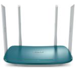 Оригинал TP-LINK 1200Mbps 2.4 / 5G Dual Стандарты Беспроводной широкополосный расширитель WiFi-ретранслятор Router 4 Антенна