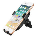 Оригинал Bakeey 10W QI Wireless Fast Авто Зарядное устройство для воздуховодов / CD-слот для iPhone X 8 / 8Plus Samsung S8