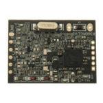 Оригинал Черный пластик 150MHz Chip Pulse Набор для X360ACE V3 Кофе-машина 5 см х 3 см