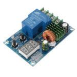 Оригинал XH-M604 Батарея Модуль управления зарядным устройством DC 6-60V Storage Lithium Батарея Плата защиты зарядного устройства