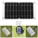 Оригинал 7.5W5VСолнечнаяPanelMonocrystallineСолнечная Cells Высококачественная плата для зарядного устройства PV-модуль с USB-портом