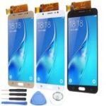 Оригинал Полная сборка LCD Дисплей + Дигитайзер с сенсорным экраном Замена с ремонтом Набор Для Samsung Galaxy J7 2016
