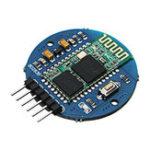 Оригинал HC06 Беспроводная связь Bluetooth Модуль ведомой платы модуля для Arduino