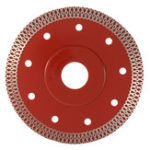 Оригинал 115 мм Super Thin Diamond Saw Blade 1,5 мм Толщина режущего диска для Керамический Фарфор