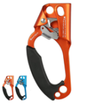 Оригинал XINDA Арборист Скала Восхождение Альпинист Левая рука захвата Ascender устройства Riser для 8-12 мм Веревка