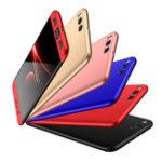 Оригинал Bakeey™3в1Double Dip 360 ° Full Protection ПК Cover Чехол Для Xiaomi MiПримечание3