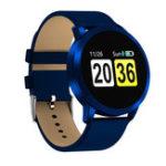 Оригинал NewwearQ80.95дюймовыйцветнойэкран OLED Кровяное давление Сердце Рейтинг Smart Watch для Android iOS