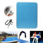 Оригинал 118.11×78.74×7.87дюймовAirTrackНадувнаягимнастика Мат Yoga Фитнес Обучающая площадка с воздухом Насос