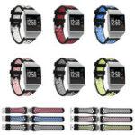Оригинал Colorful Soft Силиконовый Наручный браслет с ремешком для наручных часов Стандарты Замена для Fitbit Ionic