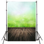 Оригинал 7x5FT Grass Theme Photography Vinyl Backdrop Studio Background 2.1mx 1.5m