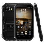 Оригинал E&L W6S 4.5 дюймов IP68 Водонепроницаемы 1GB RAM 8 ГБ ROM SC 7731Quad Core 1.2GHz 3G Смартфон
