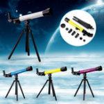 Оригинал ДетиНаоткрытомвоздухеКемпингПутешествие Астрономический телескоп для подарков на день рождения Mini Kid Scope Monocular