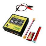 Оригинал Power Genius PG T612 160W 12A Батарея Баланс зарядного устройства Сенсорный экран Поддержка 4.35V 4.4V LiHV