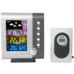 Оригинал Holmark 105G Wireless LCD Digital Термометр Прогноз погоды в гигрометре