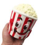 Оригинал Squishy Fun Pop Corn Jumbo Soft Игрушка 13x11cm Коллекция Подарочный декор Оригинальная упаковка