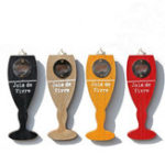 Оригинал Retro Travel Beer Bottle Opener Creative Cup Shape Restaurant Home Bar Настенные украшения