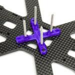 Оригинал 30x30mm Переход к 20x20mm TPU 3D печатаемому креплению для RC Дрон FPV Racing ESC Flight Controller 1.8g