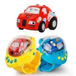 Оригинал Мини-4каналаSmartWatchG-SensorControl RC Автомобили Игрушки для детей